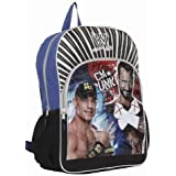 WWE Wrestler Backpack John Cena & Punk Wrestling School Travel Back Pack