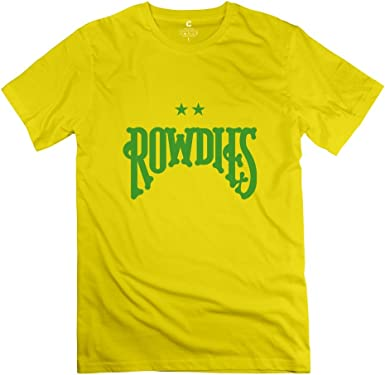 amazon com leberts tampa bay rowdies casual t shirts for mens clothing leberts tampa bay rowdies casual t shirts for mens