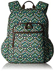 Campus Tech Backpack Backpack, Rain Forest, One Size