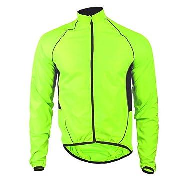 LHF Chaqueta De Ciclismo para Hombre Chaqueta De Bicicleta/Cazadora/Impermeable A Prueba De