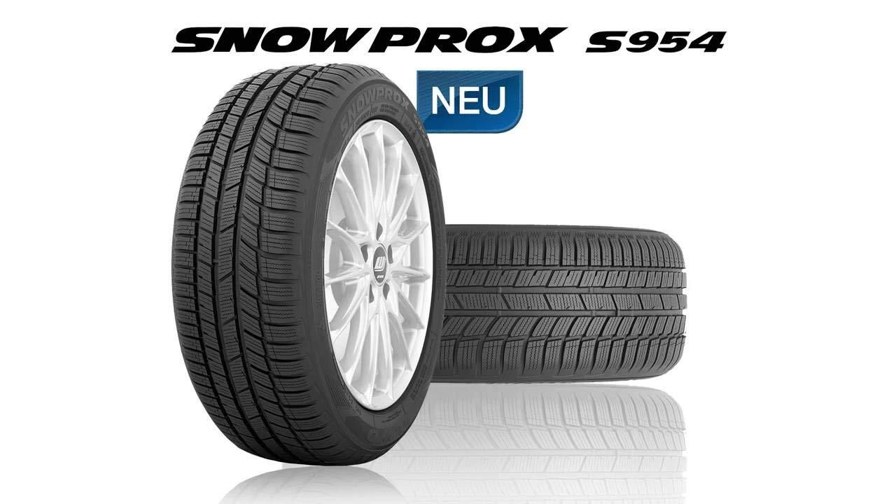 Toyo Reifen winterreifen Snowprox S954/SUV 225//55R18/102/V TL XL