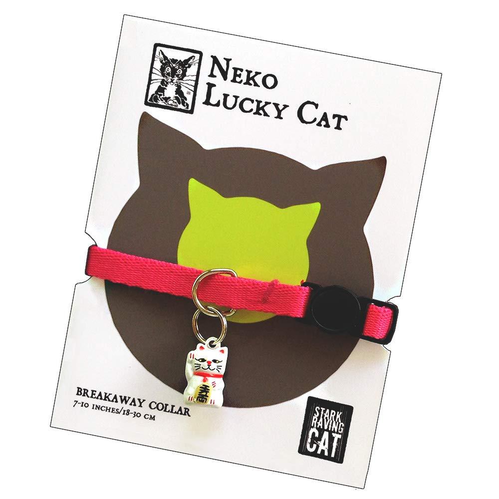 Neko Lucky Cat Bell and Collar