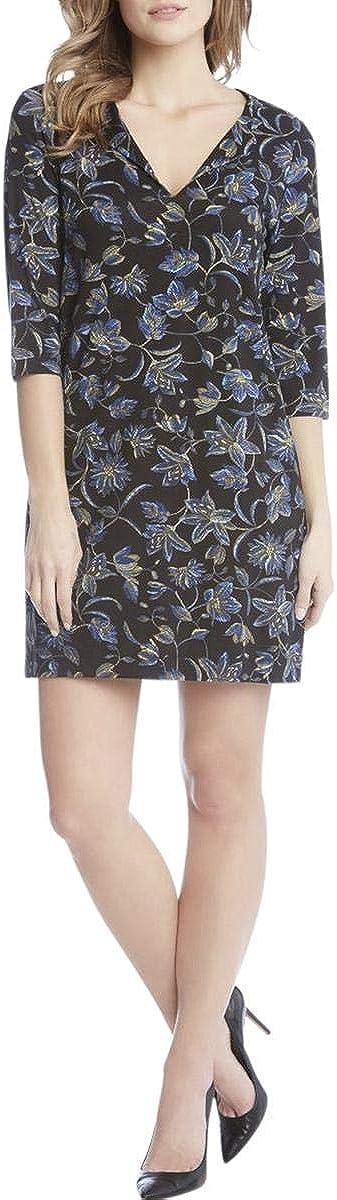Top 10 Karen Kane Garden Rose Floral Cold Shoulder Dress