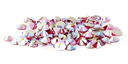 84453f497b9 Amazon.com: SS20 Swarovski Rhinestones - Light Siam AB (1 Gross ...