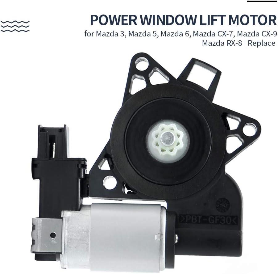 Power Window Lift Motor GJ6A5958XF G22C5958XC D6515958XB for Mazda CX-7 CX-9 RX-8 3 5 6
