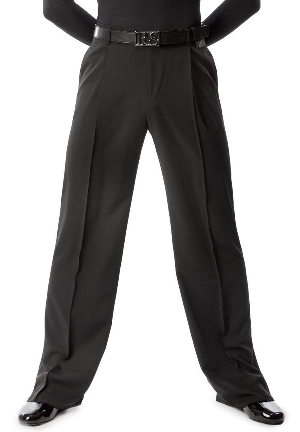 RS Atelier Mens Carlo Smooth Dance Trousers (50(34.5 inches)) by RS Atelier