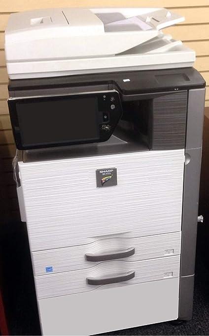 Amazon.com: Sharp mx-4110 N Impresora Copiadora escáner ...