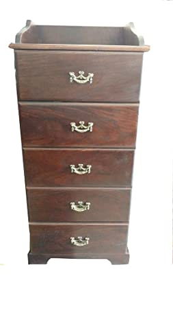Jangir JDCN557 Chest of Drawers (Brown)