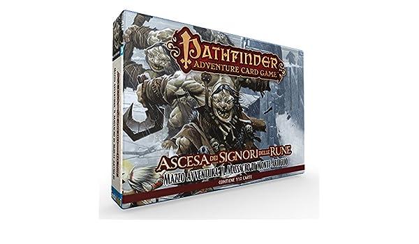 Giochi Uniti - Pathfinder Adventure Card Game: El massacro ...