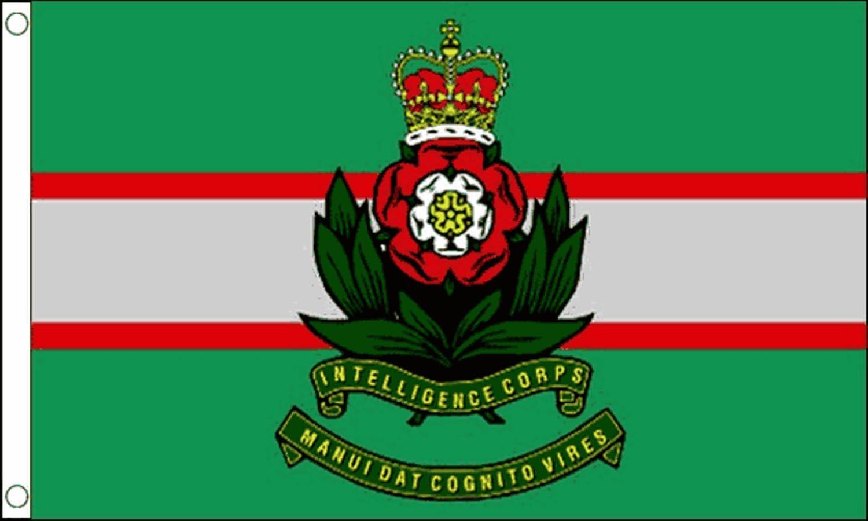 BRITISH ARMY INTELLIGENCE CORPS BADGE