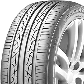 2 5 inch Hankook Performance Tires Decal Sticker