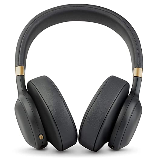 JBL e55bt Quincy Edition Wireless - Auriculares de diadema con un solo botón control remoto y micrófono (negro mate): Amazon.es: Electrónica