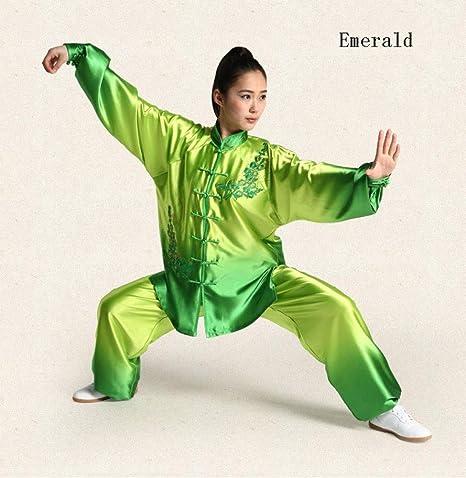 Mujeres Graduadas Artes Marciales Tai Chi Uniforme Ropa Kung ...