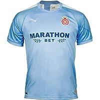 GIRONA FC Oficial Segunda Equipación Camiseta 2019-20, Mujer