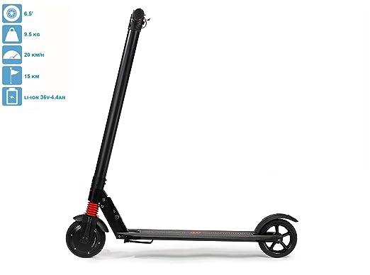 REVOE 554326 E-Scooter Street Motion Tech II Plegable, Unisex-Adult