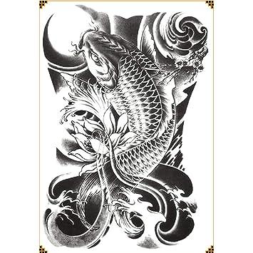 Pegatinas para tatuajes en la espalda completa Pegatinas ...