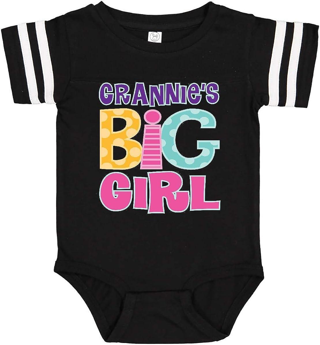 inktastic Grannies Big Girl Infant Creeper