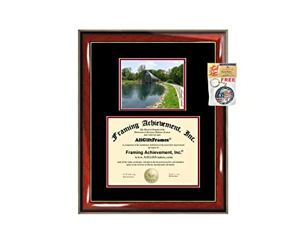 Amazon.com - Rose-Hulman Institute of Technology Diploma Frame RHIT ...