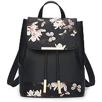 Fashion Student Backpack PU Leather Women Handbags