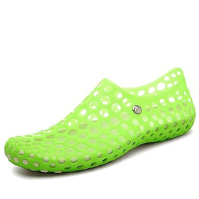 c2fcdda980e8 Pairlers Women s Pull-On Water Shoes 3 UK Green-666