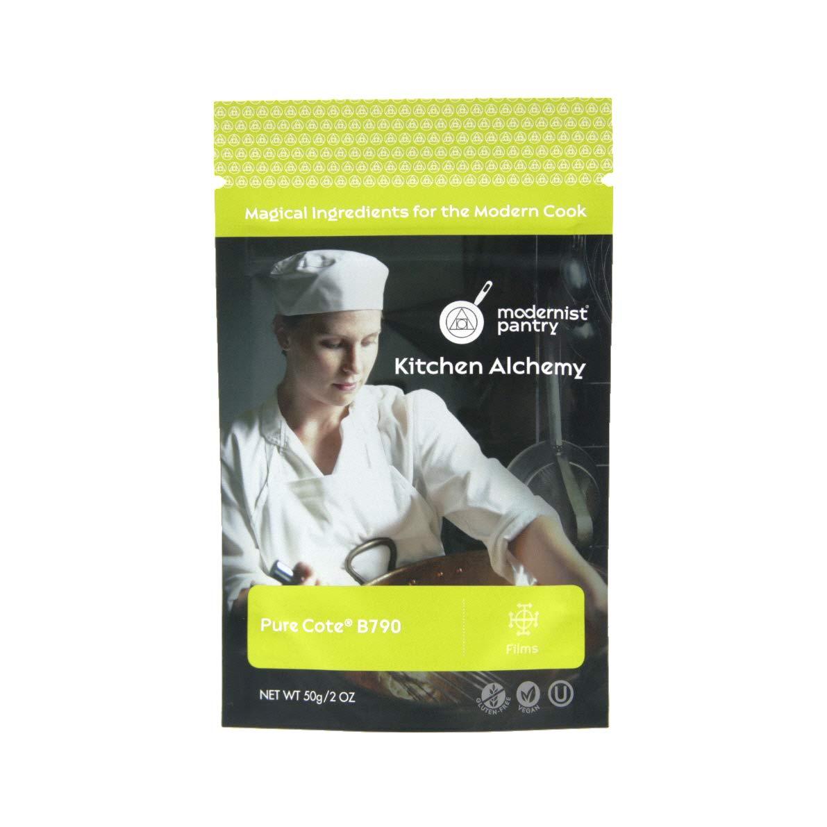 Pure-Cote B790 ⊘ Non-GMO ☮ Vegan ✡ OU Kosher Certified - 50g/2oz
