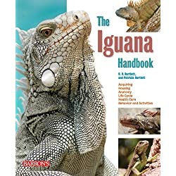 Iguana Handbook (Barron's Pet Handbooks)