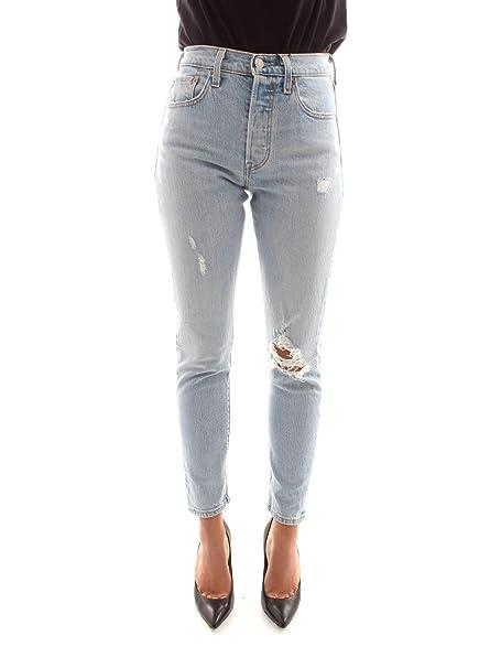 Levi Strauss & Co. 29502-0079 Pantalones Vaqueros Mujer 30 ...
