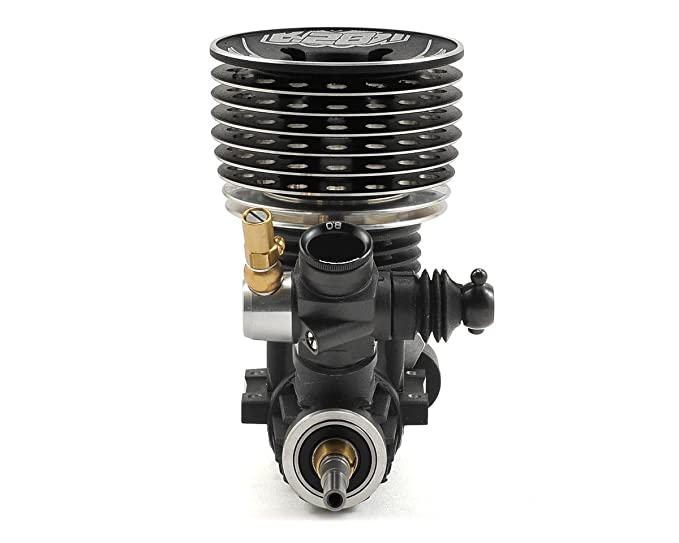 Amazon.com: Picco 5TR 5-Port .28 Roto Start Off-Road Nitro Engine (Turbo Plug): Toys & Games