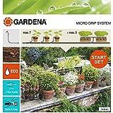 Gardena Kit pour Plante Micro-Drip-System Gris 35 x 20 x 19 cm 13002-20