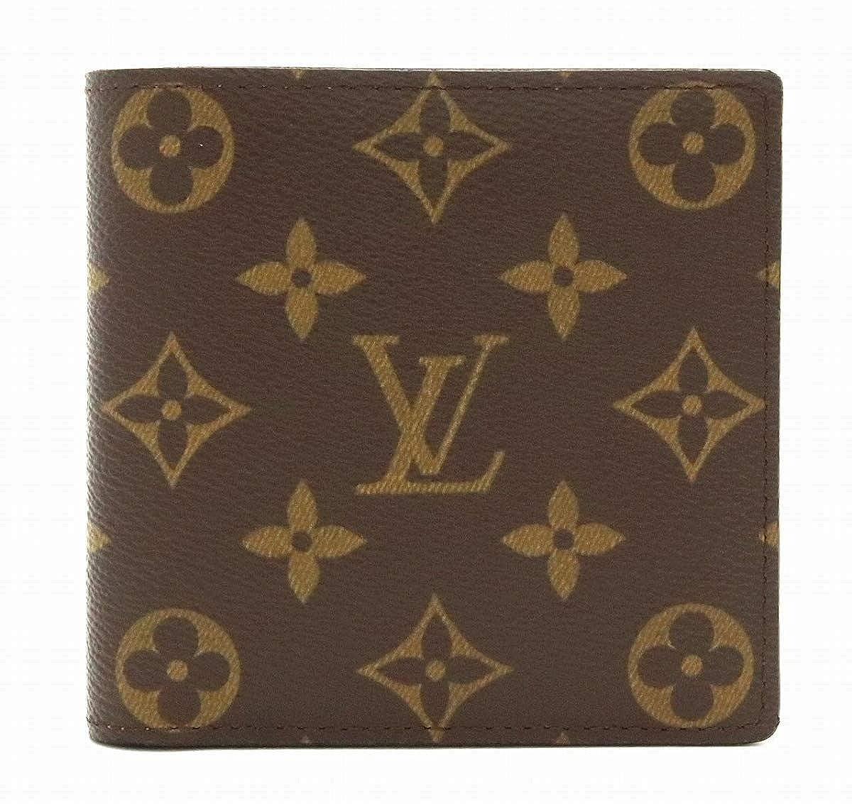 [ルイ ヴィトン] LOUIS VUITTON モノグラム ポルト ビエ カルト クレディ モネ 2つ折財布 M61665 [中古] B07RV6CDR4