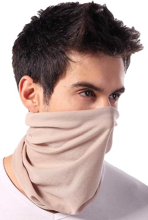 Buff Original Face Covering Headwear Icarus Grey Face Mask Neck Tube