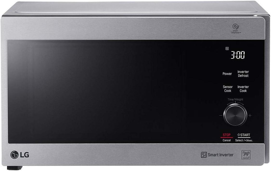 Amazon.com: LG MH8265CIS NeoChef Smart Inverter - Horno de ...