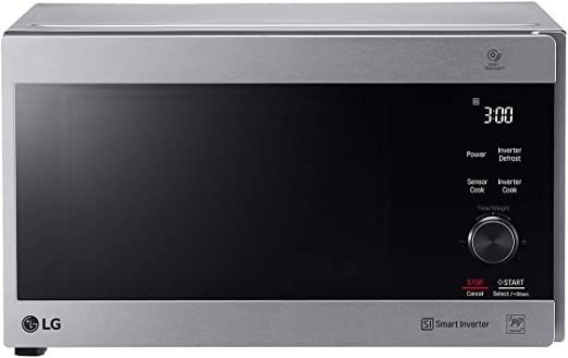 Amazon.com: LG MH8265CIS NeoChef Smart Inverter - Horno de ...