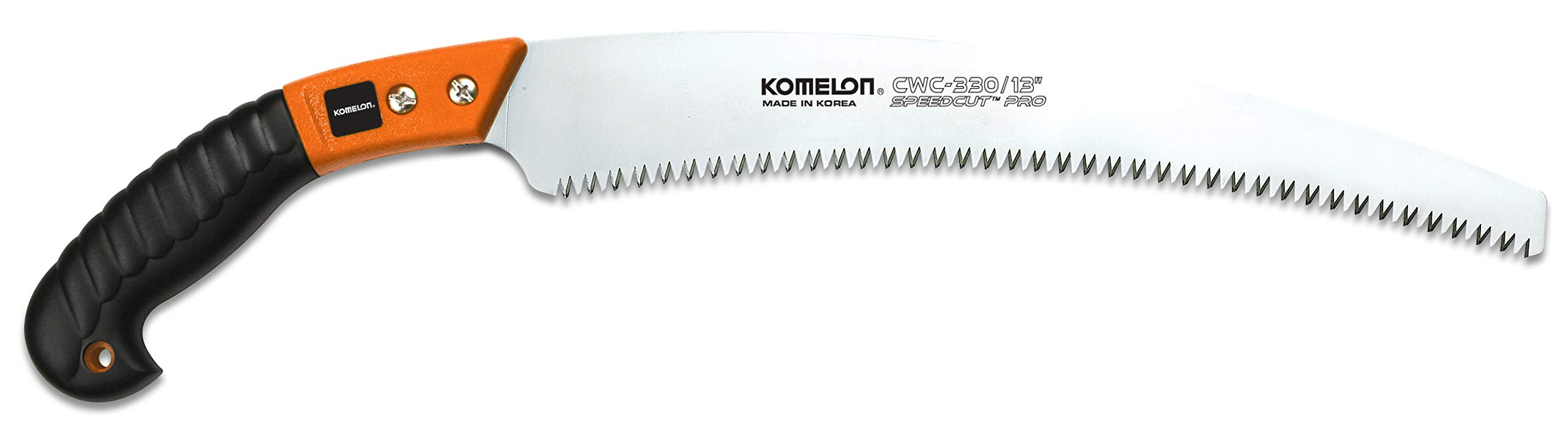 Komelon Speed Cut Pro Curved Pruning Saw, 13-Inch by Komelon (Image #1)