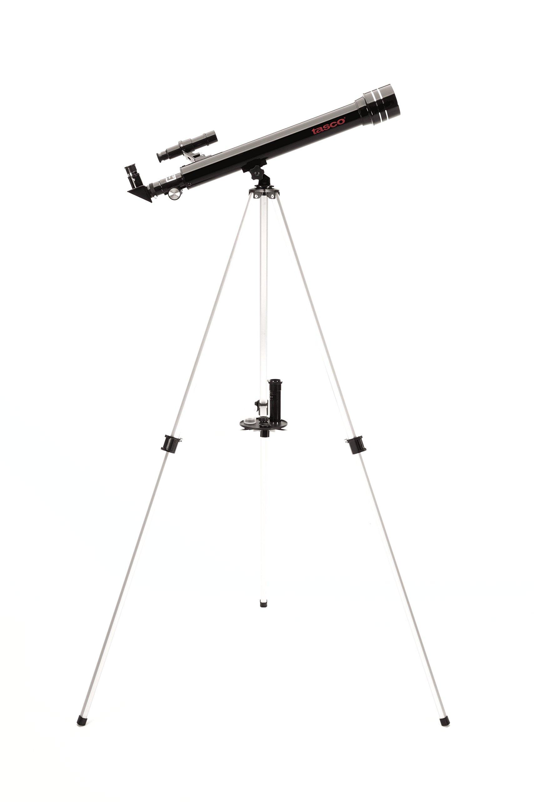 TASCO Novice Refractor Telescope (600-mm x 50-mm) by TASCO