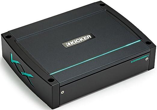 Kicker kxma12001 kxma1200.1 1200-watt Mono clase D amplificador de Subwoofer