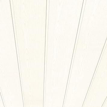 Swing Line Wandpaneel Und Deckenpaneel Struktur Weiss 2600 X 168 X 8 Mm Amazon De Baumarkt