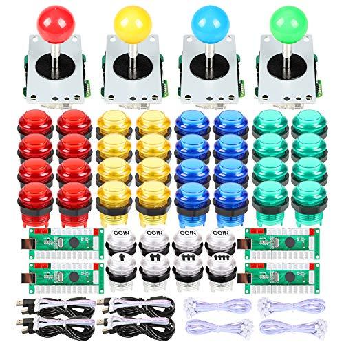 Led Lights Arcade Stick in US - 3