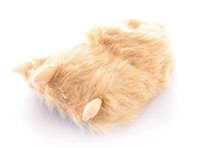 c336c3e54ce Yeti Claw Slippers For Kids