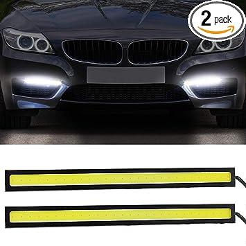 Car LED DRL Daytime Running Light Driving Daylight Fog Light  2PCS 30cm