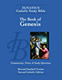 The Ignatius Catholic Study Bible Genesis