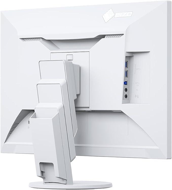 Eizo Flexscan Ev2456 Wt 61 1 Cm Ultra Slim Monitor Computers Accessories