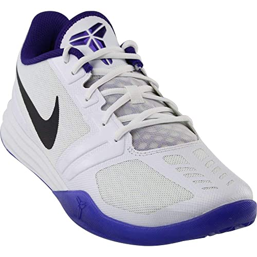269bbd671529 Nike Mens KB Mentality Basketball Shoes-White Court Purple-13  Buy Online  at Low Prices in India - Amazon.in