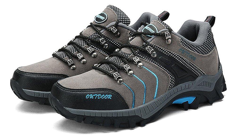 JIYE Mens Outdoor Climbing Shoes Cross-Hiking Fashion Sneakers