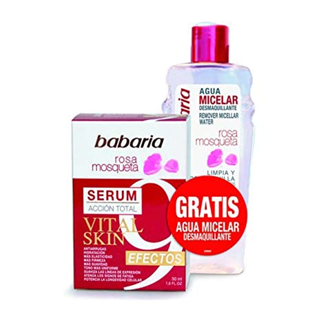 Babaria, Desmaquillante facial - 250 ml.: Amazon.es: Belleza
