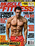 img - for Muscle & Fitness July August 2017 BEIRON ANDERSSON, 1000 Calorie Workout book / textbook / text book