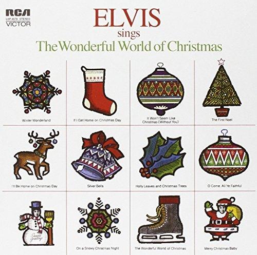ELVIS SINGS THE WONDERFUL WORLD OF CHRISTMAS FTD 2-CD SET by ELVIS PRESLEY (Elvis Presley The Wonderful World Of Christmas)