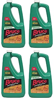 Bruce 64 Oz Nowax Hardwood And Laminate Floor Cleaner Refill Pack Of 4