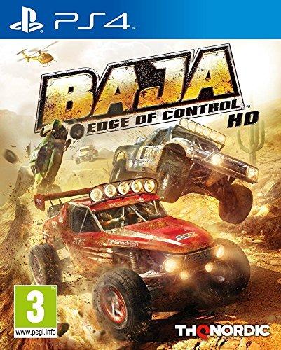 Price comparison product image Baja: Edge of Control HD (PS4)