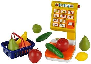 KLEIN 9313 - Set de báscula con frutas y verduras [Importado de Alemania]